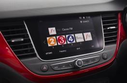Vauxhall Crossland, 2021, display screen