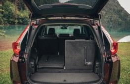 Honda CR-V, 2018, boot