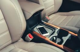 Honda CR-V, 2018, console