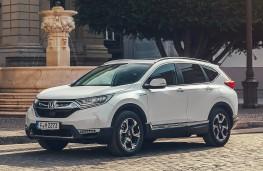 Honda CR-V, 2018, front
