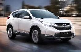 Honda CR-V, 2020, front