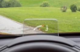 Honda CR-V, 2018, head up display