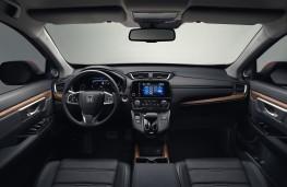 Honda CR-V, 2018, interior