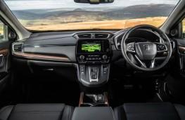 Honda CR-V Hybrid, 2019, interior