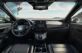 Honda CR-V, 2020, interior
