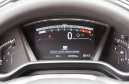 Honda CR-V, 2018, instrument panel