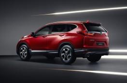 Honda CR-V, 2018, rear