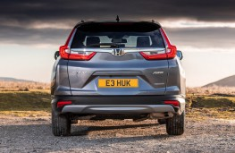 Honda CR-V Hybrid, 2019, rear