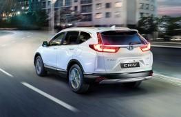 Honda CR-V, 2020, rear