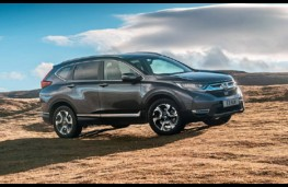 Honda CR-V Hybrid, 2019, side