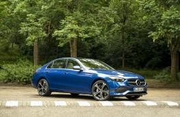 Mercedes-Benz C-Class, 2021, side