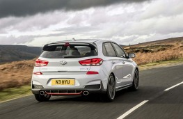 Hyundai i30 N Performance, rear