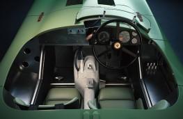 Jaguar C-Type Continuation series, 2021, interior