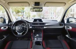 Lexus CT 200h, 2019, interior