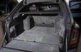 Rolls-Royce Cullinan, 2018, boot