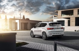 Cupra Ateca, 2018, rear