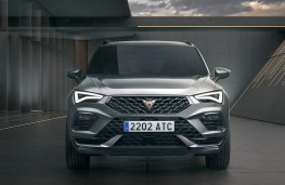 Cupra Ateca 2020 head on