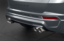 Cupra Ateca 2020 rear detail