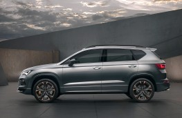 Cupra Ateca 2020 side