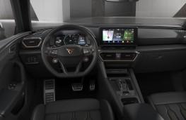 Cupra Leon e-Hybrid, 2020, interior