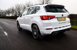 Cupra Ateca, 2019, rear