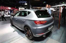 SEAT Leon Cupra R, 2017, rear