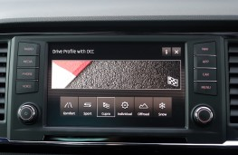Cupra Ateca, 2019, display screen