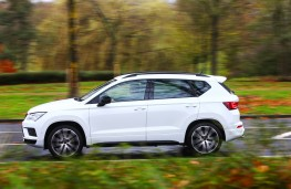 Cupra Ateca, 2019, side