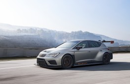 Cupra TCR race car