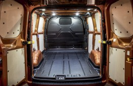 Ford Transit Custom, 2018, cargo space