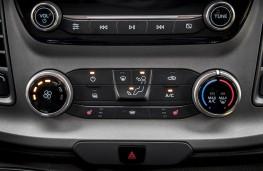 Ford Transit Custom, 2018, controls