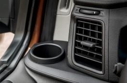 Ford Transit Custom, 2018, cup holder