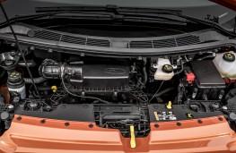 Ford Transit Custom, 2018, engine