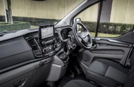 Ford Transit Custom, 2018, interior