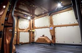 Ford Transit Custom, 2018, load area