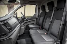 Ford Transit Custom, 2018, seats
