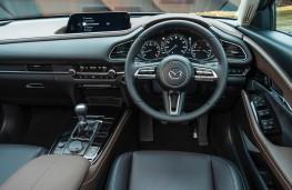 Mazda CX-30, interior