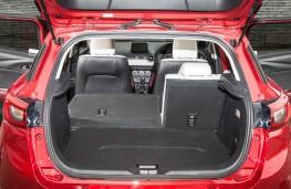 Mazda CX-3, boot