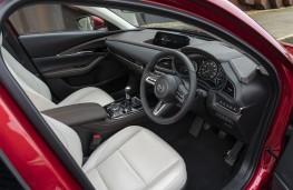 Mazda CX-30 SkyActiv-X, 2019, interior