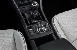 Mazda CX-3, 2018, gear lever