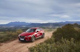 Mazda CX-3, AWD, Les Comes, 2016, off road