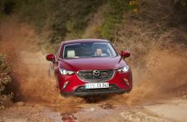Mazda CX-3, AWD, Les Comes, 2016, splash