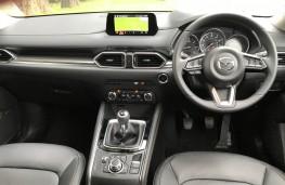 Mazda CX-5, interior