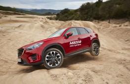 Mazda CX-5, AWD, Les Comes, 2016, wheels