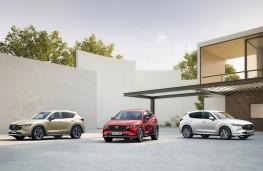Mazda CX-5, 2021, line up