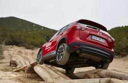 Mazda CX-5, AWD, Les Comes, 2016, axle twist