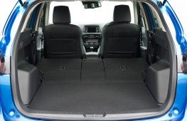 Mazda CX-5, boot