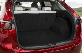 Mazda CX-5, 2017, boot