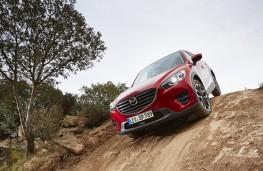 Mazda CX-5, AWD, Les Comes, 2016, hill