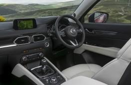 Mazda CX-5, 2017, interior